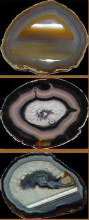 Pictures of Agates