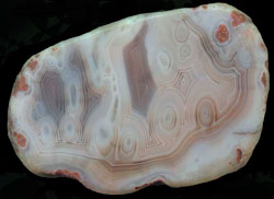 Axel's Shadow Agate