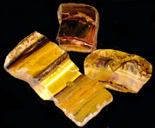 Brockman Tiger Eye