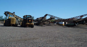 Rock Pit Equipment